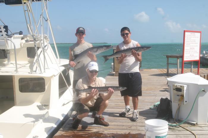 Deep sea fishing in grand cayman we caught nothing but for Deep sea fishing grand cayman